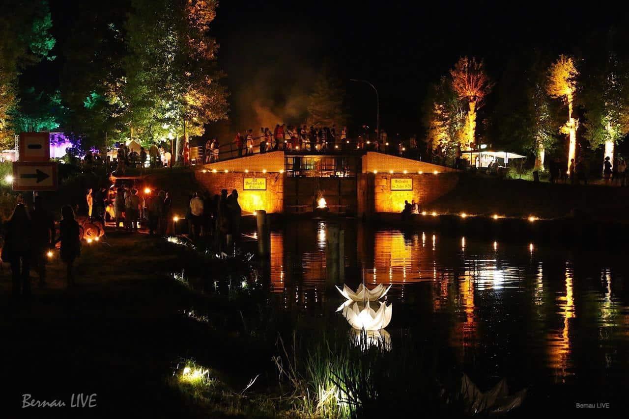 Inselleuchten - Festival Marienwerder - Ticketverkauf für 2019 gestartet