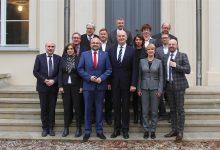 Brandenburgs Landesregierung zu Gast auf Schloss Lanke