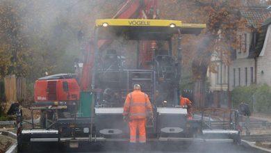 Bernau: Seitenstraßen in Schönow erhalten eine Asphaltdecke