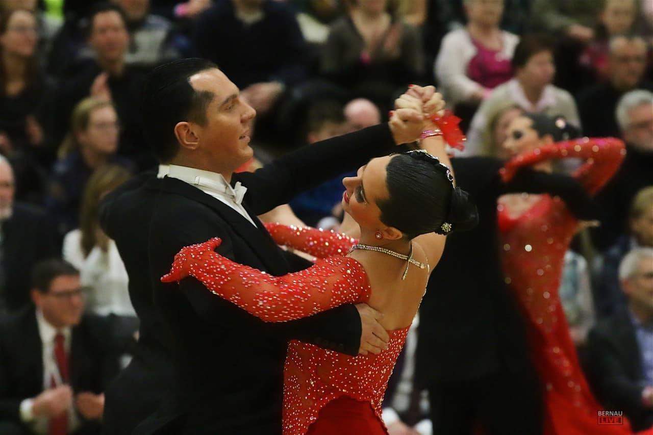 Der Tanzclub Bernau lädt heute Abend zur Meisterschafts-Premiere ein