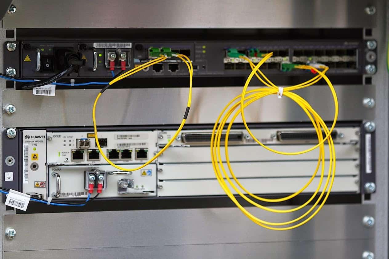 DSL Ausfall in Schwanebeck - Unbekannte zerschnitten Kabel