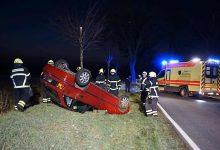 Schwerer Verkehrsunfall zwischen Bernau und Börnicke