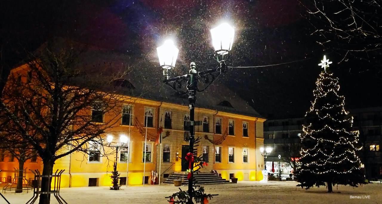 Weihnachtsmärkte 2018 in Bernau, Barnim und Drumherum