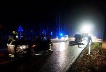 Unfall sorgte am Morgen für Vollsperrung der L200 - AS Bernau-Süd