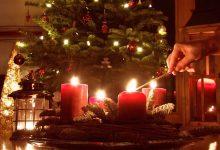 Wir wünschen Euch einen schönen und ruhigen 4. Advent