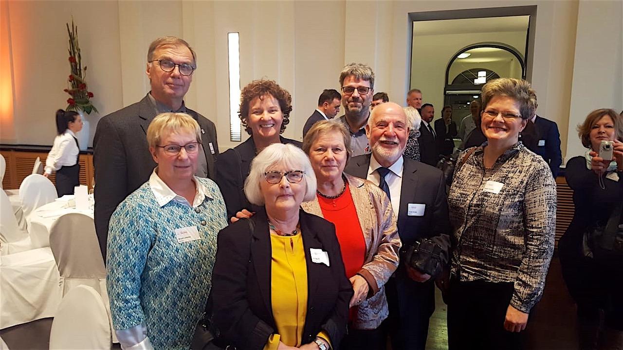 Barnimer Ehrenamtler von Britta Stark und Dietmar Woidke geehrt