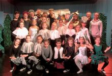 Kindertheater mit Nobel-Popel in der Stadthalle am Steintor Bernau