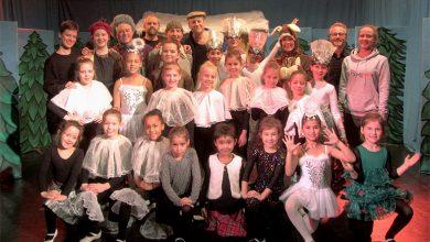 Kindertheater mit Nobel-Popel in der Stadthalle am Steintor Bernau