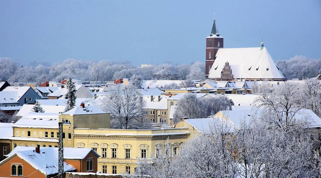 Wintersonnenwende, Ferien- und Winteranfang, moin aus Bernau