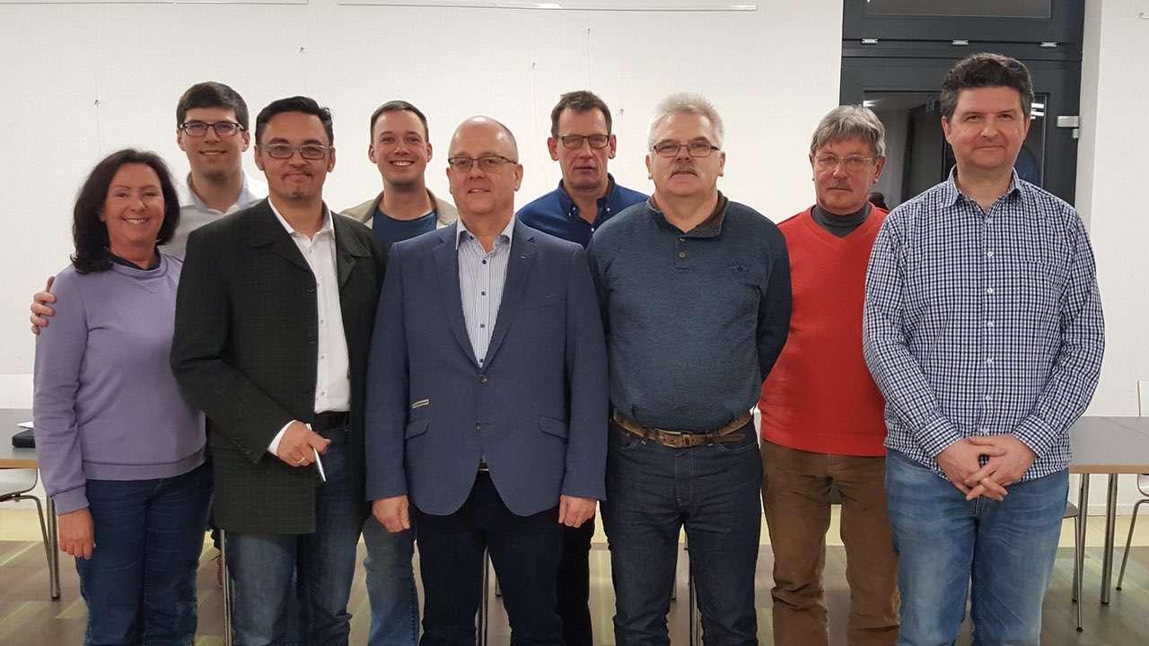 Frank Enkelmann zum Vorsitzenden der CDU Panketal gewählt