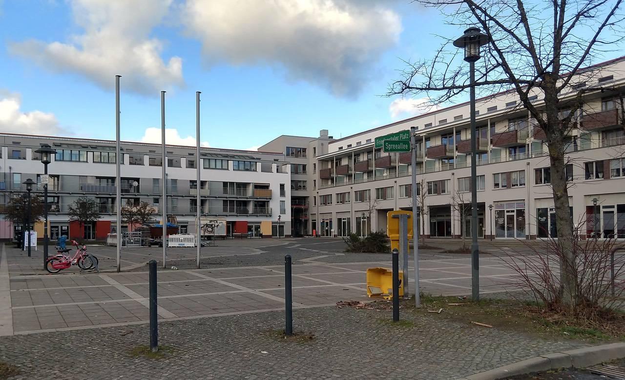 Bernau Friedenstal: Hier wurde vermutlich keine Post versendet