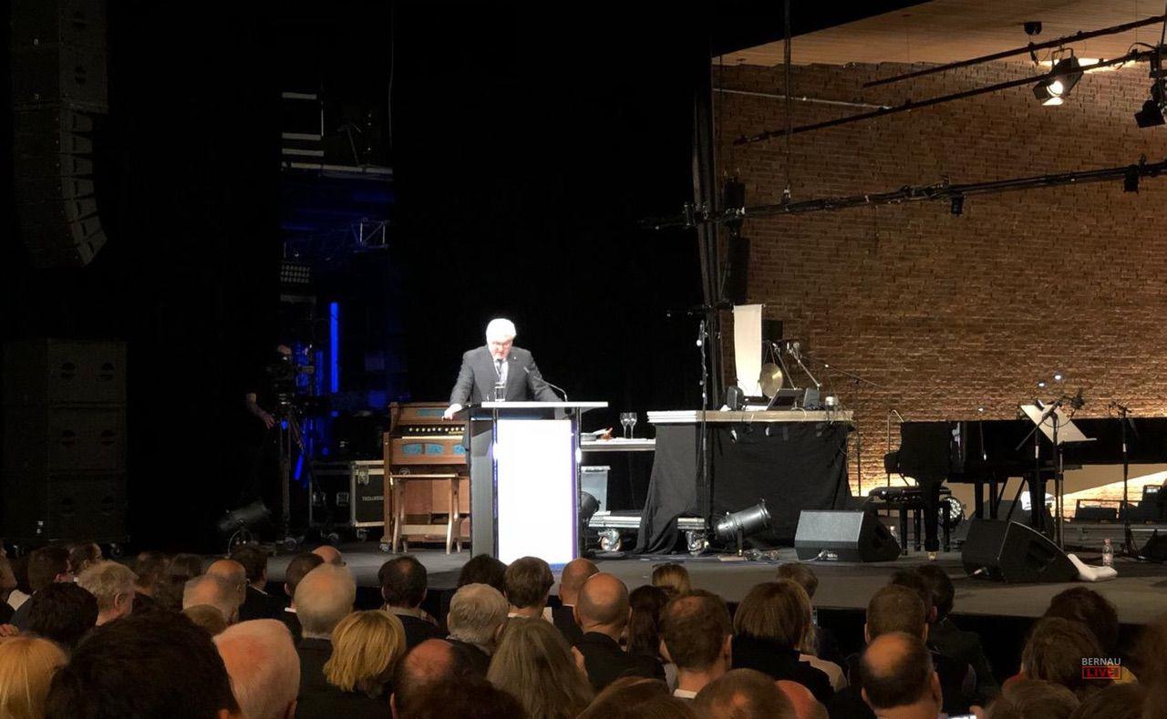 100 Jahre Bauhaus - festliche Auftaktveranstaltung zum Jubiläum