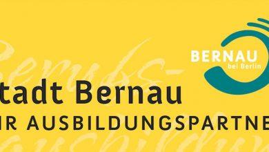 Ausbildungsangebot der Stadt Bernau bei Berlin