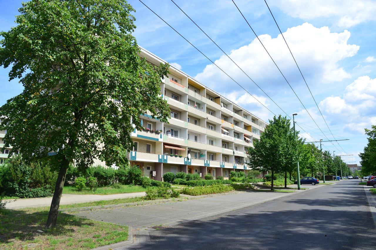 """Eberswalde: Umbau des """"Brandenburgischen Viertels"""" startet mit Rückbau"""