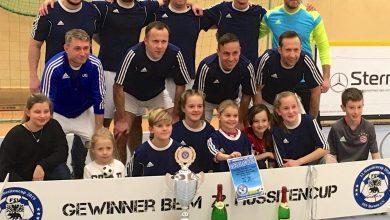 Hussitencup 2019 - Barnimer Polizei gewinnt den Sponsoren Cup