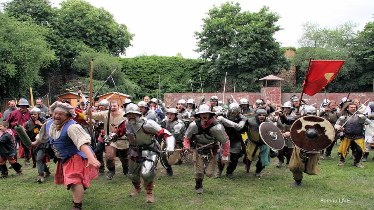 Herzlich willkommen zum Hussitenfest 2019 in Bernau bei Berlin