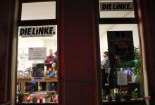 Sekt, Häppchen und Spenden zum Neujahrsempfang der LINKEN Bernau