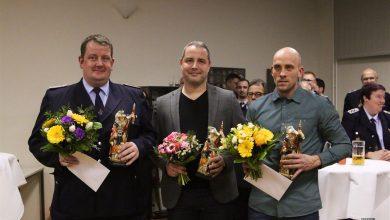 Danke für 443 Einsätze - Neujahrsempfang bei der Feuerwehr Bernau