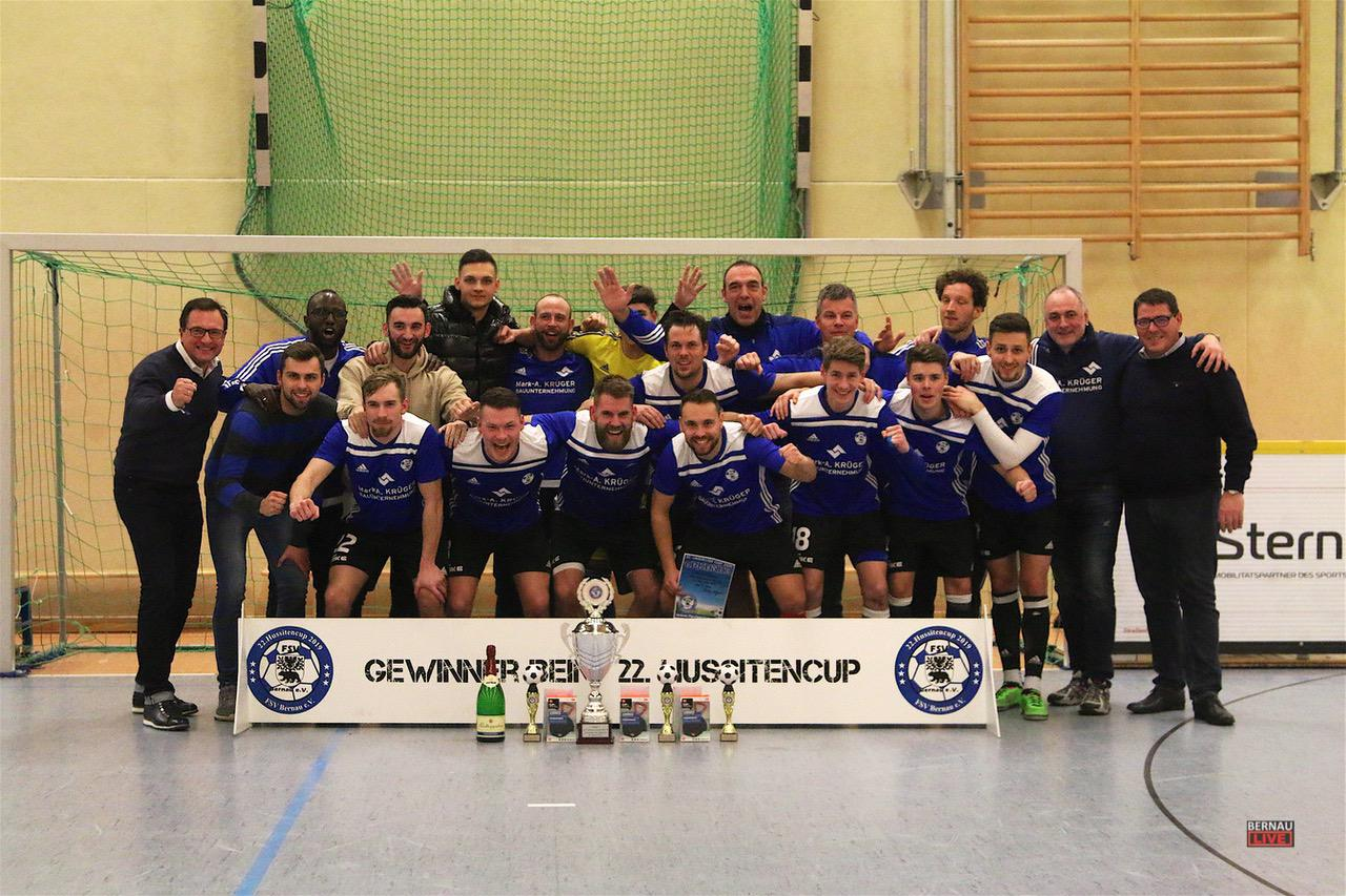 FSV Bernau - Sieger der Niederbarnim Masters