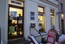Die Stadtfraktion DIE LINKE lädt zum Alternativen Neujahrsempfang