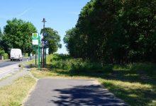 Radweg Wullwinkel - Biesenthal - jetzt aber wirklich?!