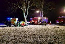 Schwerer Unfall bei Schönfeld und weitere Polizeimeldungen