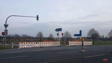 Ab heute 22 Uhr: Vollsperrung A10 zw. AS Mühlenbeck und AD Pankow