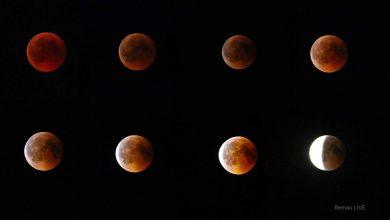 Bernau (Barnim): Mit etwas (Wetter) Glück werden am morgigen Montagmorgen alle Frühaufsteher mit einer totalen und blutroten Mondfinsternis belohnt.