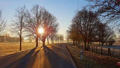 """Noch ein bisschen Frost bevor der """"Frühling"""" kommt, Moin aus Bernau"""