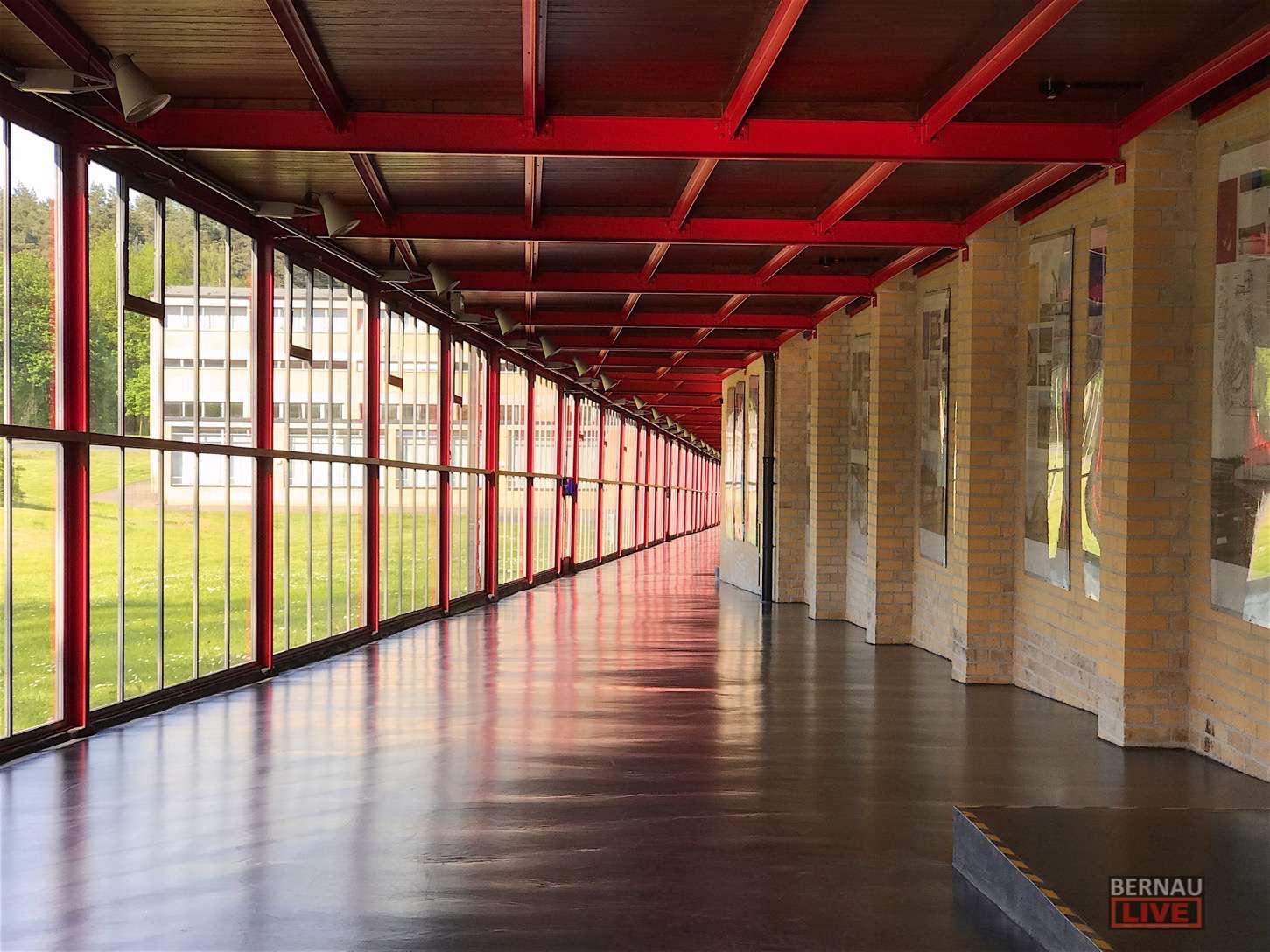 Vortrag über die Erweiterungsbauten der Bundesschule Bernau