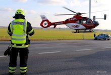 DRF Christoph 64 und 49 - 2.701 lebensrettende Einsätze in Brandenburg