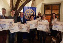Rotary Club Bernau übergab 10.000 € an Bernauer und Barnimer Vereine