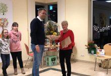 Ehrenzeichen der Stadt Biesenthal an Sylvia Steinbach verliehen