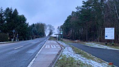 Radweg Biesenthal - Wullwinkel: Baustelleneinrichtung hat begonnen