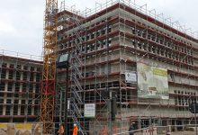 Morgen um 14 Uhr: Großes Richtfest für das Neue Rathaus in Bernau