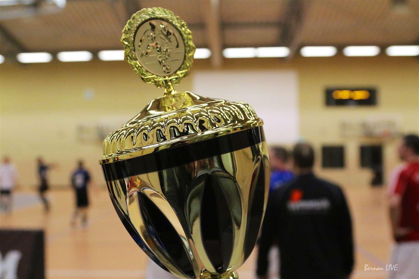 8. Wintercup der TSG Einheit Bernau in der Erich Wünsch Halle
