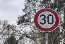B158 - Dorfstraße Ahrensfelde: Tempo 30 von 22-06 Uhr als Lärmschutz