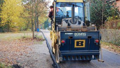Bernau: Zahlreiche Straßen in Stadt- und Ortsteilen werden 2019 befestigt
