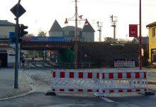 Brücke Bahnhof Zepernick: Hier fährt die nächsten 10 Monate keiner durch