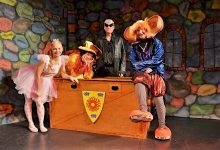 """Sonntag: Märchen-Theater mit """"Nobel Popel"""" in der Bernauer Stadthalle"""