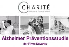 Anzeige: Alzheimer Präventionsstudie - Teilnehmer gesucht