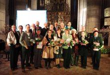 Die Stadt Bernau lud zum Frühjahrsempfang in die St. Marien Kirche