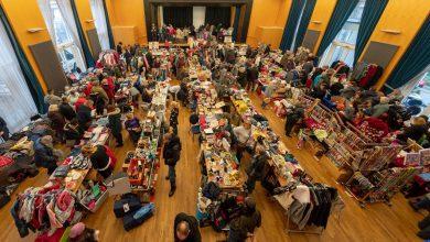 Stadthalle: Erster Nachtflohmarkt in Bernau mit positiver Resonanz