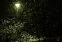 In Bernau schneit es gerade - morgen früh kann es glatt werden