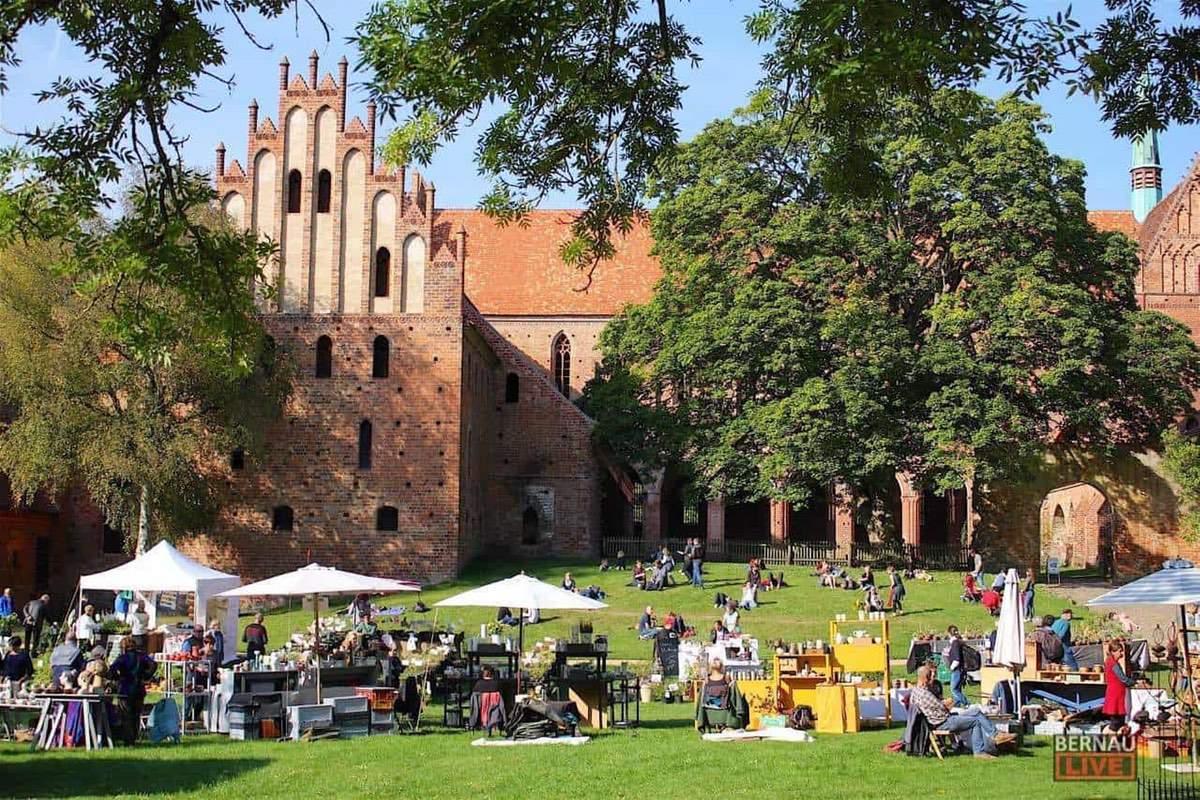 Ostertage mit Ostermarkt im zauberhaften Kloster Chorin