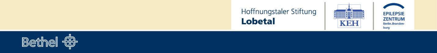Stellenangebot Hoffnungstaler Stiftung Lobetal: Junior Controller (m/w/d)