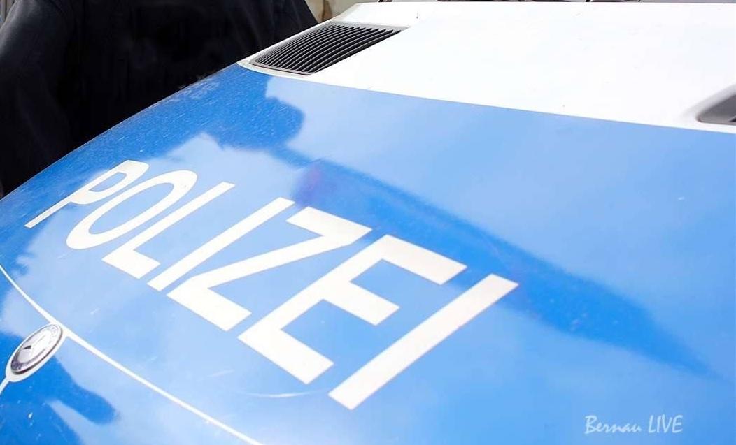 Polizei: Auseinandersetzung auf dem Bahnhofsvorplatz in Bernau
