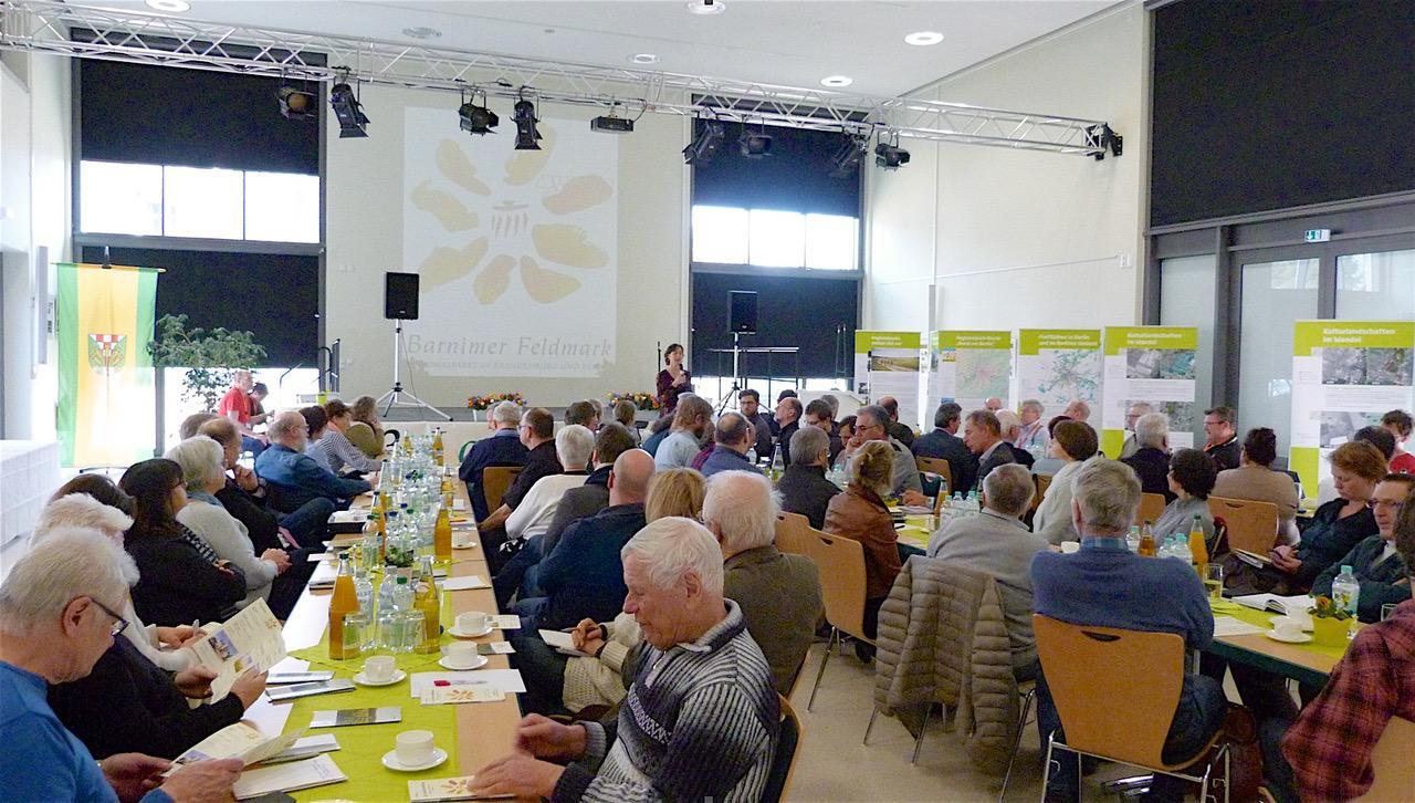 Ahrensfelde: Landschaftstag des Regionalpark Barnimer Feldmark e.V.