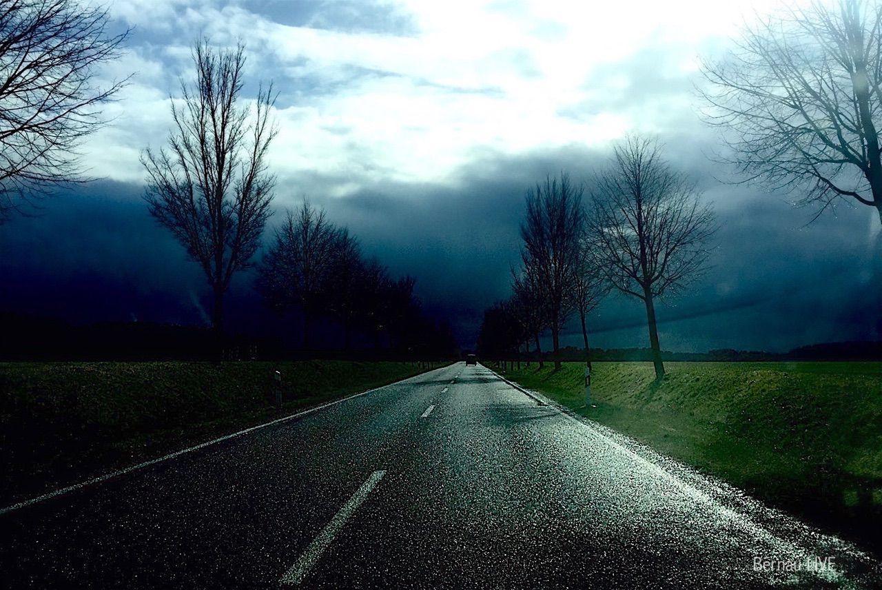 Amtliche Warnung vor teils schweren Sturmböen in Barnim