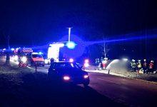 Verkehrshinweis Schönow: Unfall auf der L30 - Schönwalder Chaussee